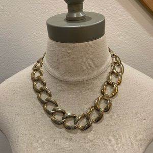 Jewelry - 💛 Faux Gold Link Necklace